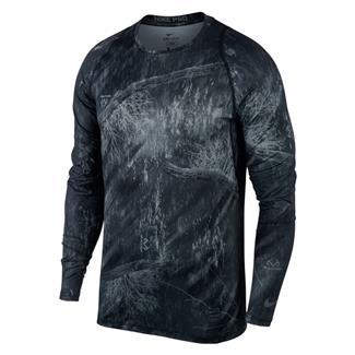 NIKE Pro Long Sleeve Dri-Fit Shirt Black