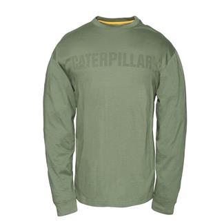 CAT UPF Defender Long Sleeve T-Shirt Vineyard Green