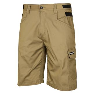 CAT Tracker Shorts Dark Sand