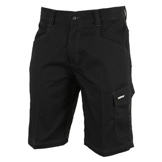CAT Tracker Shorts Black