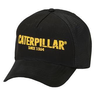 CAT Heritage Cap Black