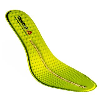 Reebok MemoryTech Footbed Insoles Lime Green