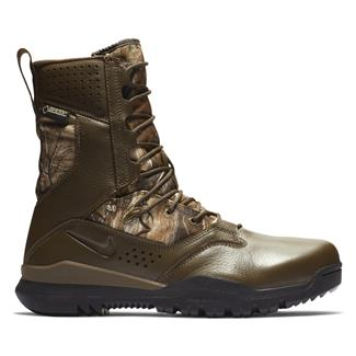 "NIKE 8"" SFB Field 2 Leather GTX Realtree"