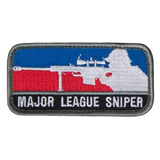 Mil-Spec Monkey Major League Sniper Patch Full Color