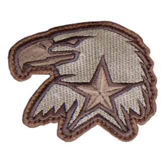 Mil-Spec Monkey Eagle Star EMB Patch Desert