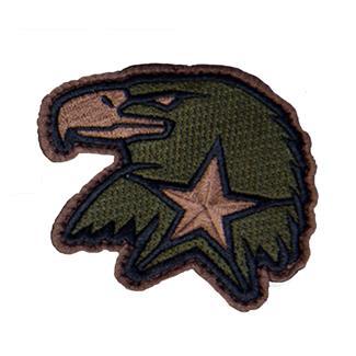 Mil-Spec Monkey Eagle Star EMB Patch Forest