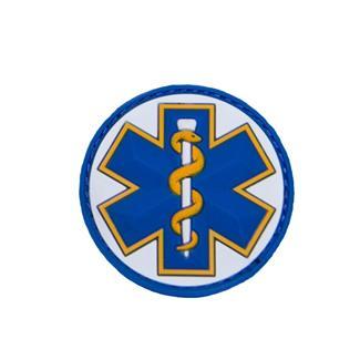 Mil-Spec Monkey EMT Star PVC Patch Medical