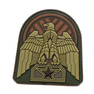 Mil-Spec Monkey Industrial Eagle Patch MultiCam
