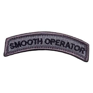 Mil-Spec Monkey Smooth Operator Patch ACU-Dark