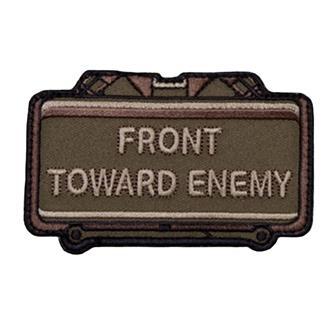 Mil-Spec Monkey Front Toward Enemy Patch Forest