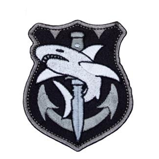Mil-Spec Monkey Tac Shark Patch Swat