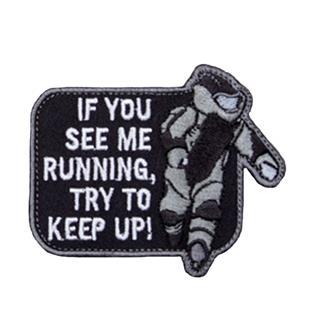 Mil-Spec Monkey EOD Running Patch Swat