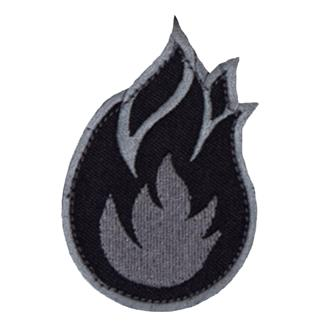 Mil-Spec Monkey Fireball Patch ACU-Dark
