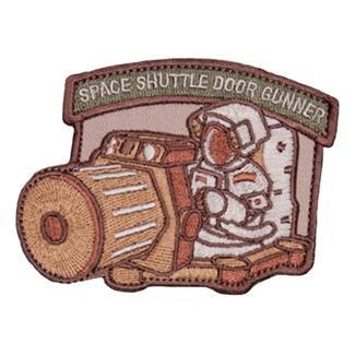 Mil-Spec Monkey Shuttle Doorgunner Patch Arid