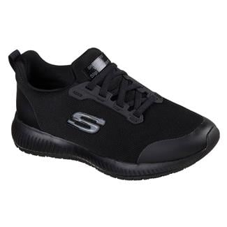 Skechers Work Squad SR Black