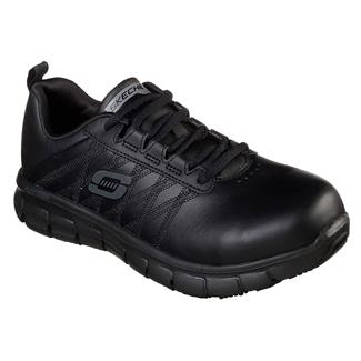 Skechers Work Sure Track Martley ST Black