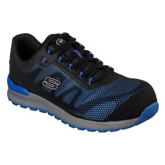 Skechers Work Bulkin CT Blue