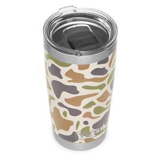 YETI Rambler 20 oz. Tumbler with MagSlider Lid Camouflage