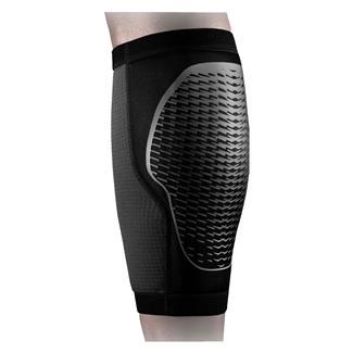NIKE Pro Hyperstrong Calf Sleeve 3.0 Black / Dark Gray / Black