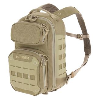 Maxpedition Riftpoint CCW-Enabled Backpack 15L Tan