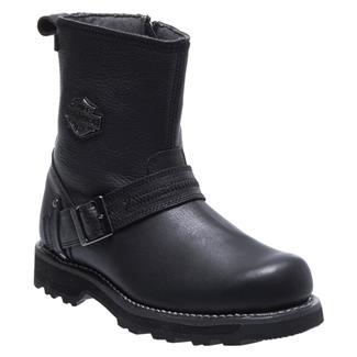 "Harley Davidson Footwear 8"" Richton SZ Black"