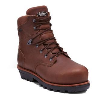 """Chippewa Boots 7"""" Oak Tarpon Lace-Up WP CT EH Brown"""