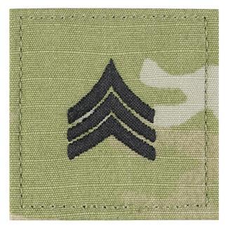 Army OCP Rank Patch