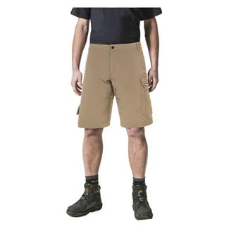 CAT Action Flex Shorts Khaki