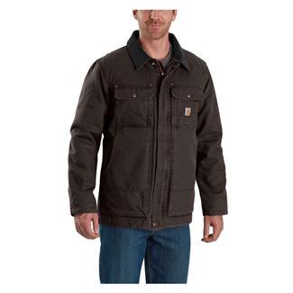 Carhartt Full Swing Traditional Coat Dark Brown