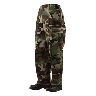 TRU-SPEC Cotton Ripstop BDU Pants Woodland