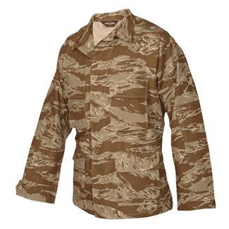 TRU-SPEC Cotton Ripstop BDU Coat Desert Tiger Stripe