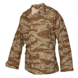 TRU-SPEC Cotton Ripstop BDU Coat Desert Tiger Stripe