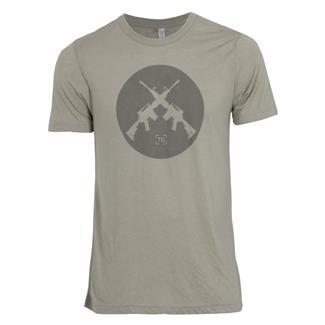 TG Coat of Arms T-Shirt Tan