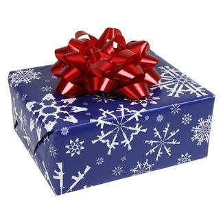 TG Snowflakes Gift Wrap (8 Sheets)