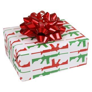 TG Christmas AR Gift Wrap (8 Sheets)
