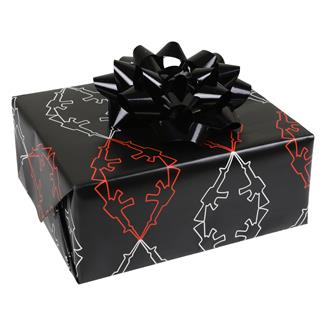 TG Garland Gift Wrap (8 Sheets)