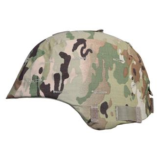 TRU-SPEC Nylon / Cotton Ripstop MICH Helmet Cover Scorpion OCP