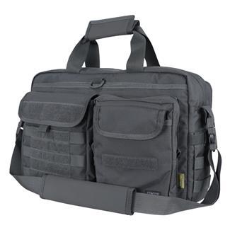 Condor Elite Metropolis Briefcase Slate