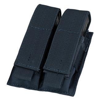 Condor Double Pistol Mag Pouch Navy Blue