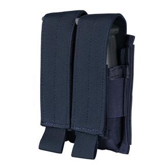 Condor Double Pistol Mag Pouch Navy Blue