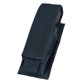 Condor Single Pistol Mag Pouch Navy Blue
