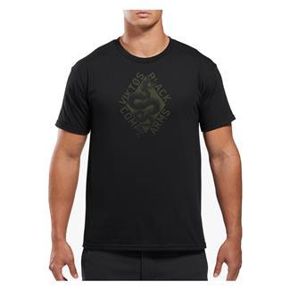 Viktos Diamond T-Shirt Black
