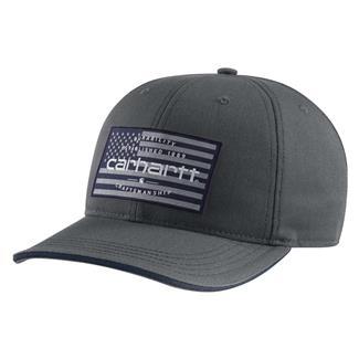 Carhartt American Flag Hat Shadow