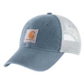 Carhartt Buffalo Hat Steel Blue