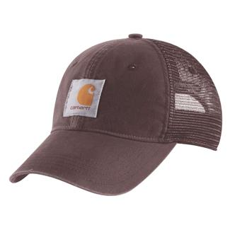 Carhartt Buffalo Hat Deep Wine