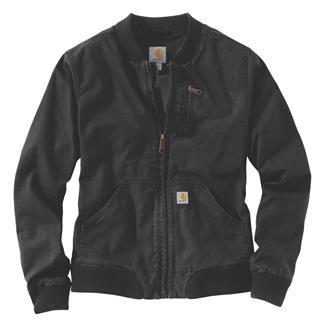 Carhartt Crawford Bomber Jacket Black