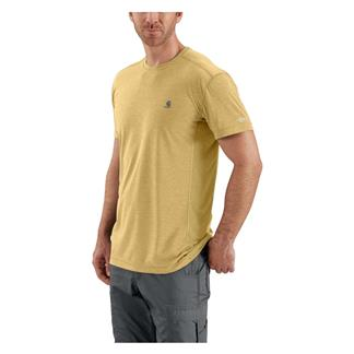 Carhartt Force Extremes T-Shirt Misted Yellow Heather
