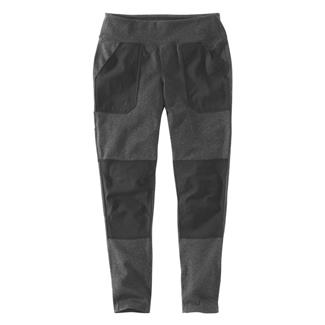 Carhartt Force Utility Leggings Black Heather