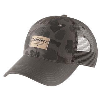 Carhartt Glennville Hat Gravel Duck Camo