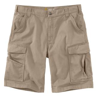 Carhartt Rugged Flex Rigby Cargo Shorts Tan